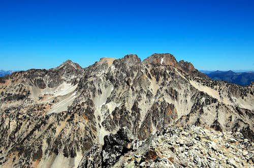 From Baron Peak