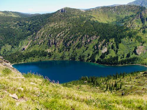 Heart Lake 5782ft