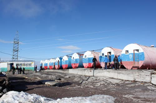 The Barrels - Elbrus accommodation