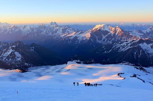 Russian Impressions - Elbrus