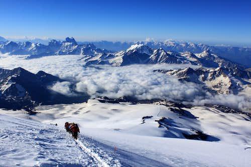 ~ 5200 meters