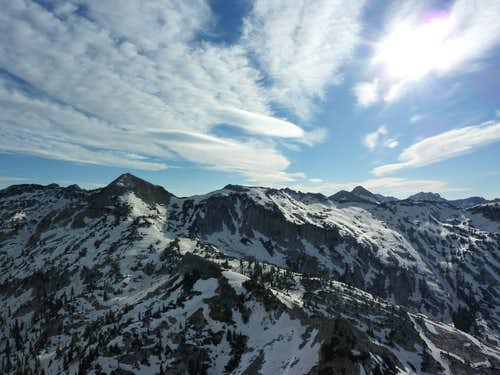 From Bighorn Summit