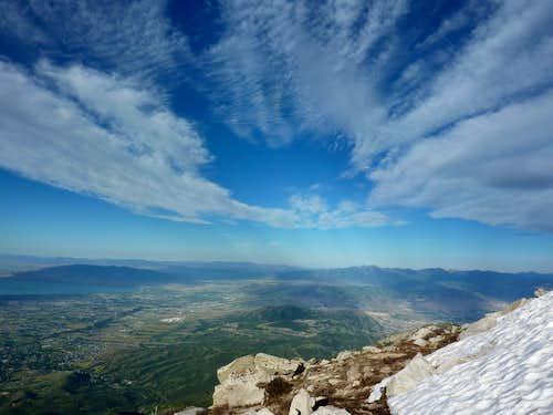 City of Alpine and Utah Lake