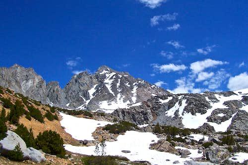 Mount Agassiz