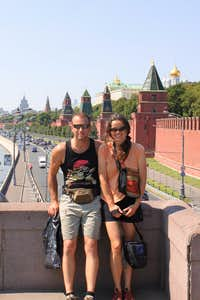 my moscow guide - Alex climb