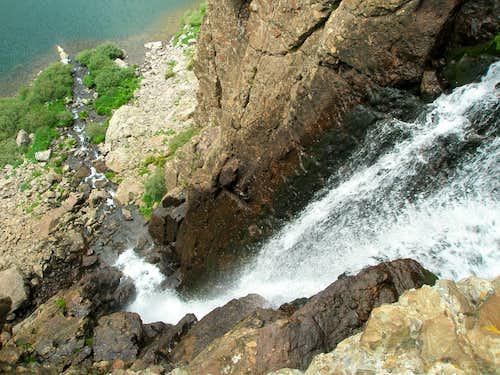 Willow Creek Waterfall