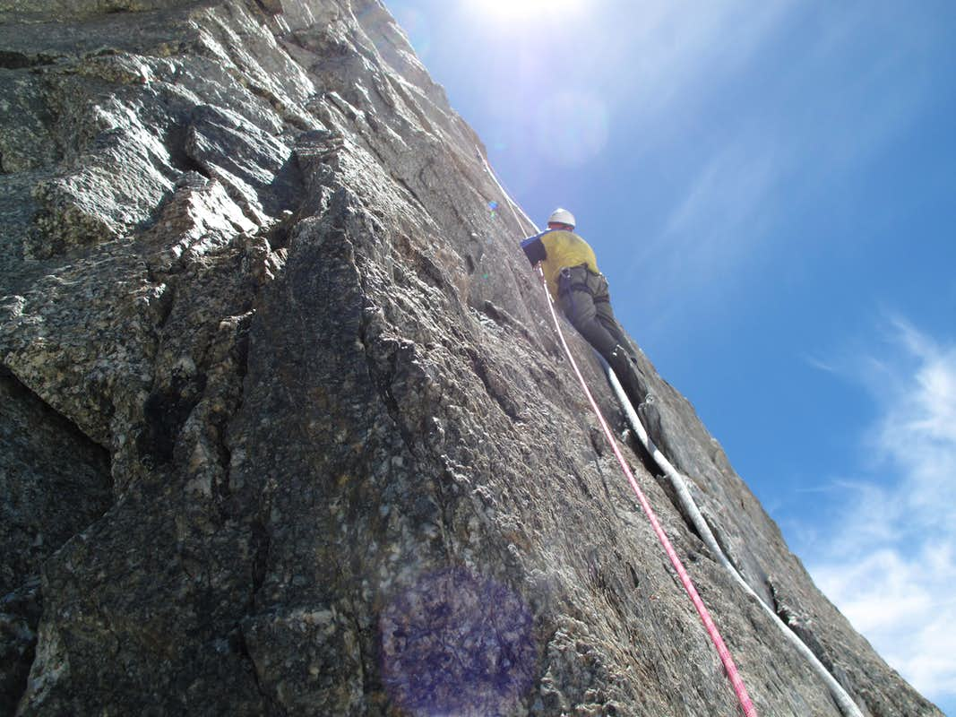 Final pitch of the Burgener Slabs