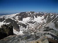Top of Whitetail Peak