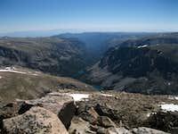View off of Whitetail Peak