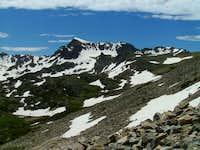 Neva from Arapaho Pass Trail