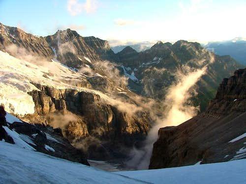 Mt Victoria Ridge - deathtrap...