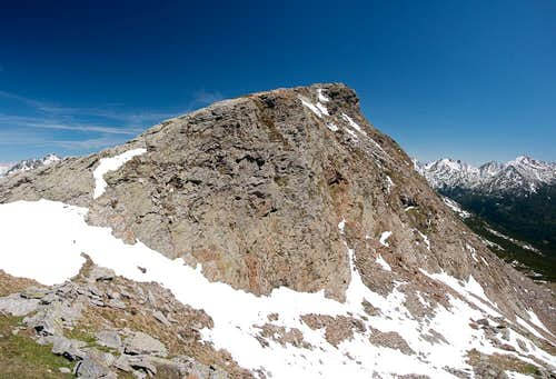 Hoferberg main summit