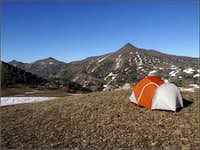 Howard, East Peak, Hidden Peak, Aneroid Mtn, and Dollar Peak Traverse