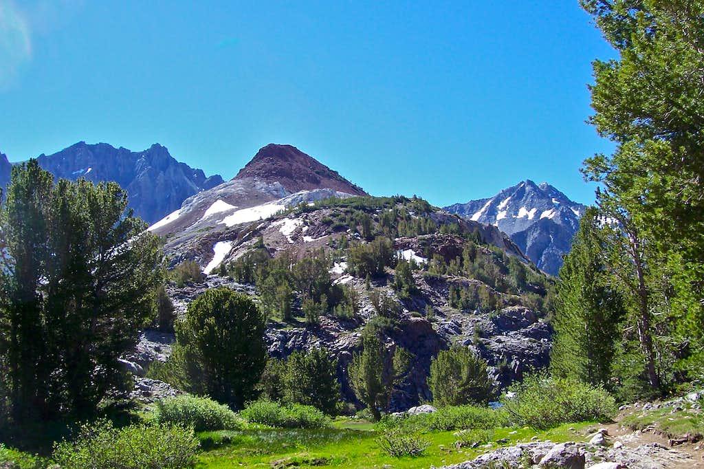 Bishop Pass Trail