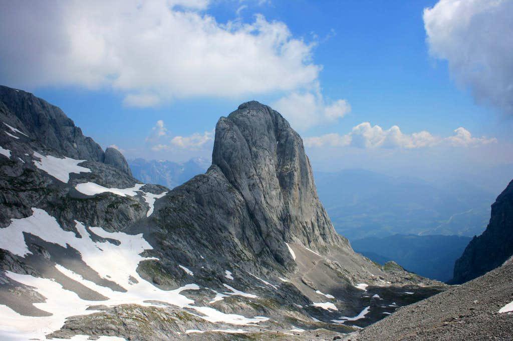 Torsäule, 2.587 m