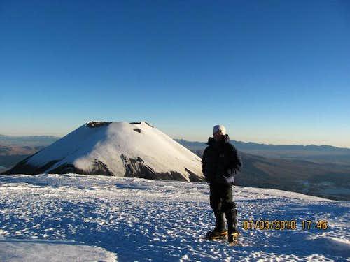 Summit of Pomerape (20,591 ft.)