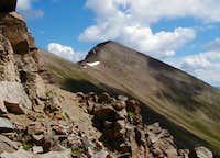 French Mountain rises 13,940...