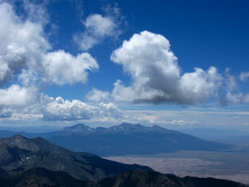 Sierra Blancas