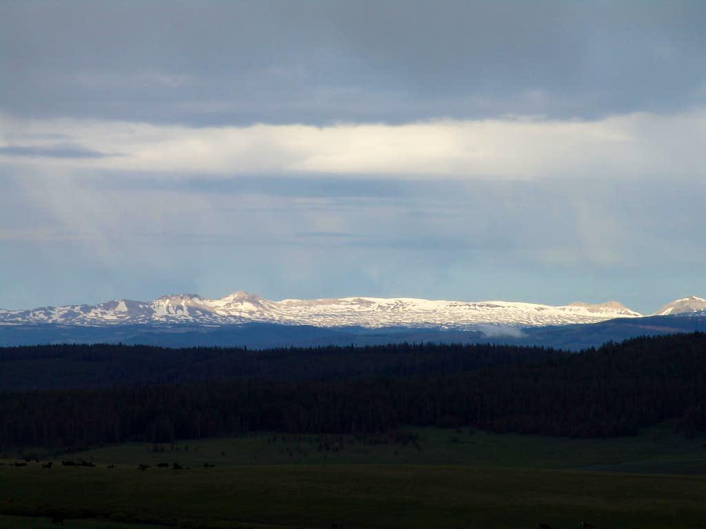 Gros Ventre Range July 2010