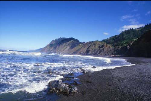 Lost Coast Beach