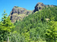 Saddle Mountain