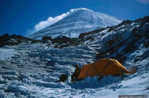 BC at north slopes of...