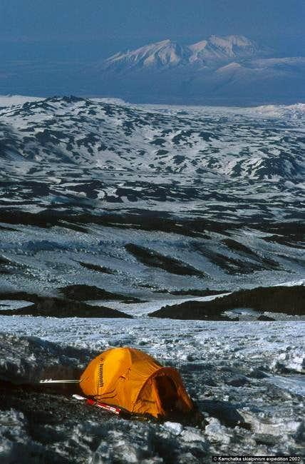 BC 2070 m - north slopes of...