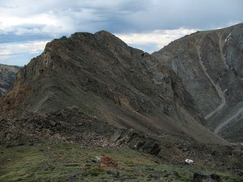 "Peak 10,583T, ""Little Thunder Mountain"""