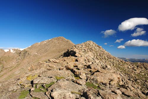 East Ridge of Mount Bierstadt