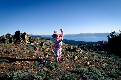Dancing on the Summit