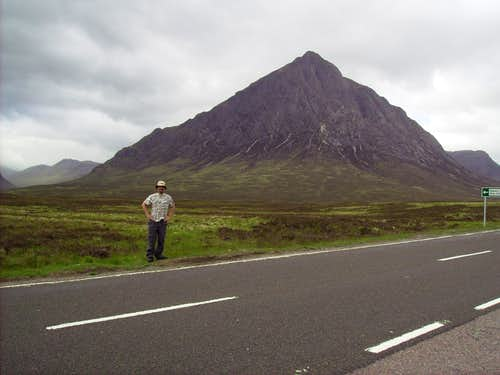 The Big Sheherd of Etive