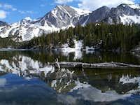 from Valentine Lake