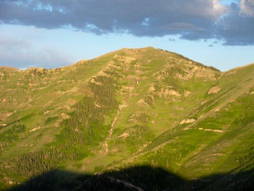 Kelsey Peak