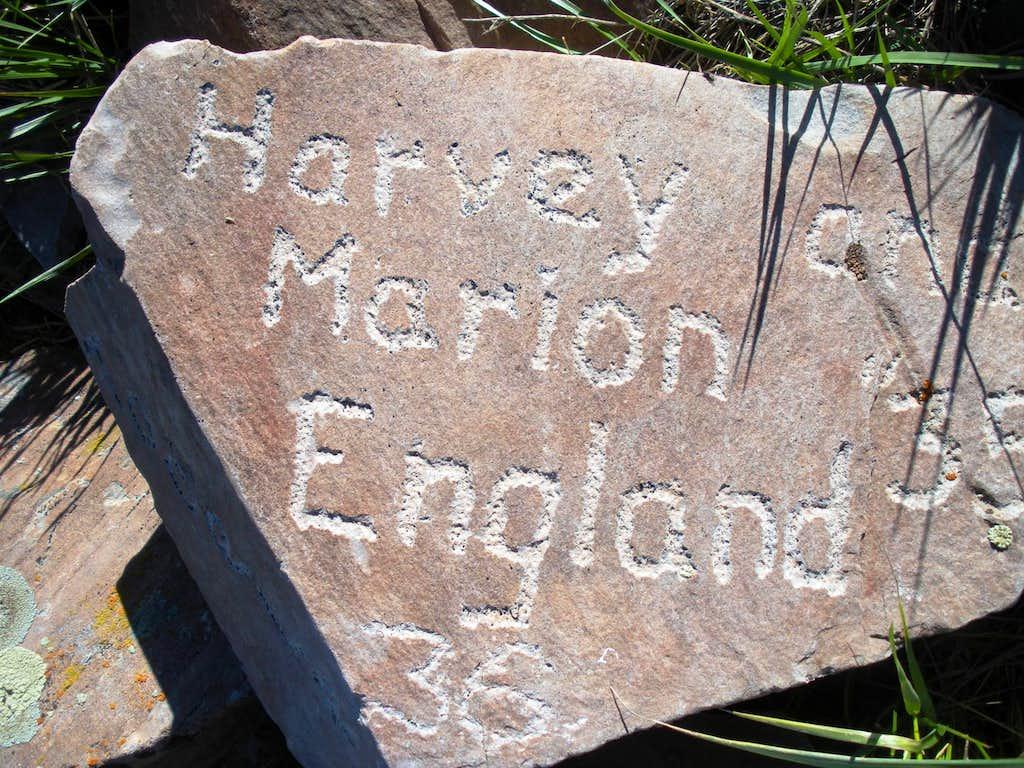 Memorial on Kelsey