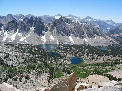 Kearsarge Pass View