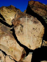 Petrogyphs