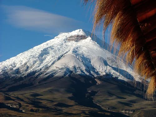 Cotopaxi from Tambopaxi