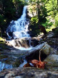 Cougar Creek Falls