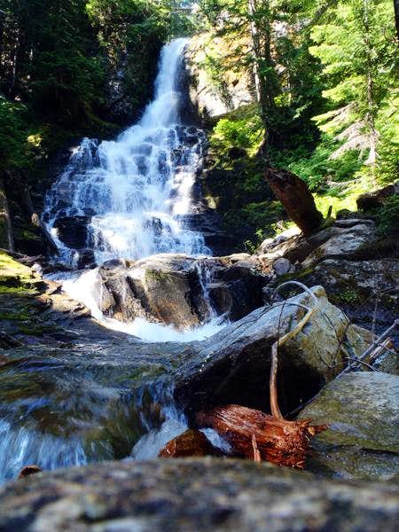 Cougar Creek Falls