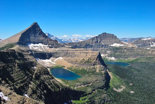 I'm a Dreamin' Man (Glacier National Park 2010)