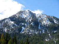 Hicks Butte Winter