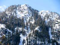 Hicks Butte Winter 2