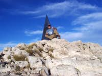 Guadalupe Peak summit!