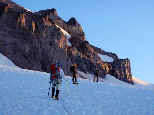 Gerdine Glacier