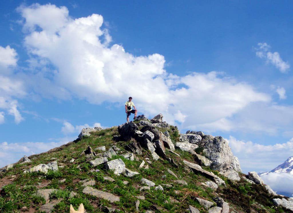 Portal Peak Summit