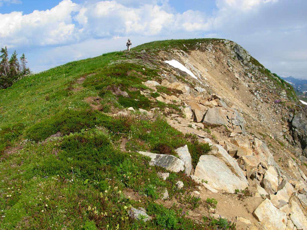 White Mountain - West Route
