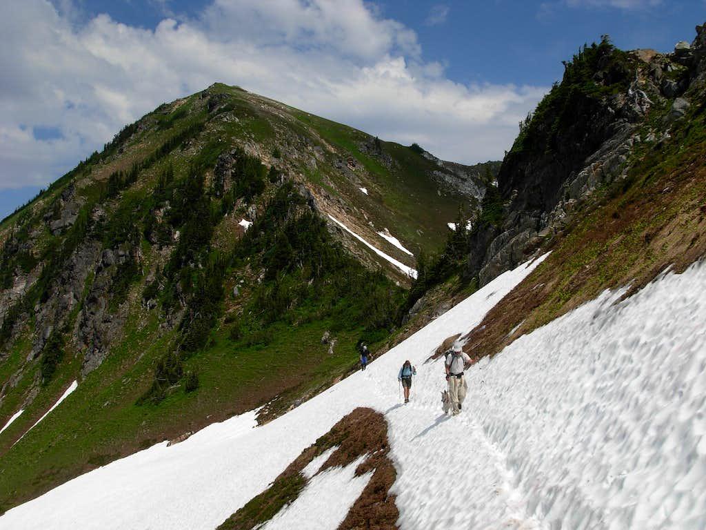 Heading Back From Portal Peak