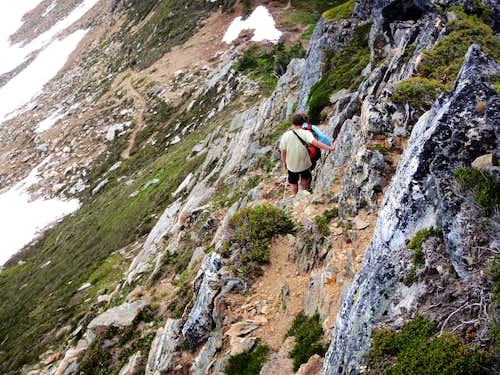 Portal Peak Ledges