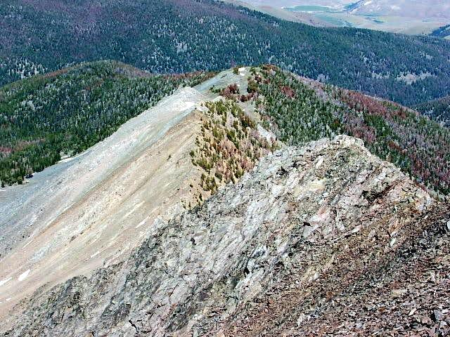 Northeast Ridge