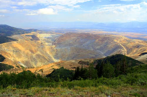 Kennecott Overlook